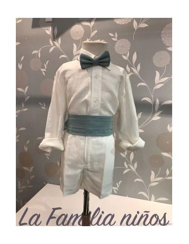 camisa ceremonia oxford